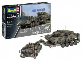 REVELL SLT 50-3 Elefant +...