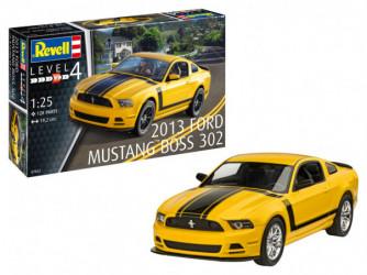 REVELL Ford Mustang Boss 302