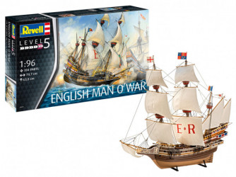 REVELL English Man OWar