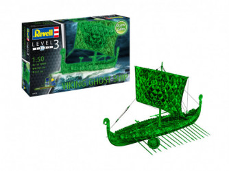 REVELL Viking Ghost Ship