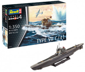 REVELL German Submarine...