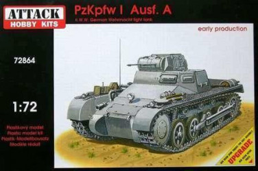 ATTACK Pz.Kpfw.I Ausf. A early