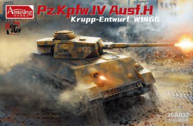 AMUSING HOBBY Pz.Kpfw.IV...