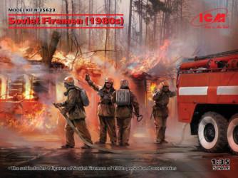 ICM Soviet Firemen (1980s)