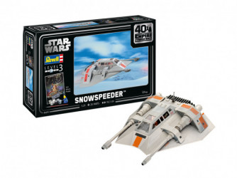REVELL Gift Set Snowspeeder