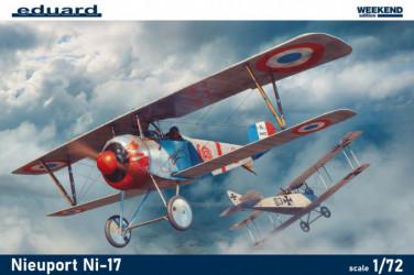 EDUARD WEEKEND ED Nieuport...