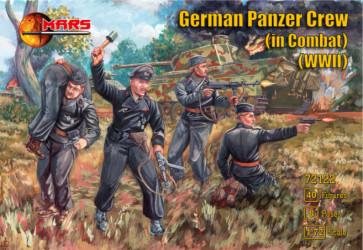 MARS German Panzer Crew (in...