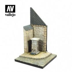 VALLEJO Street Corner with...