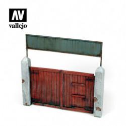 VALLEJO Village Gate