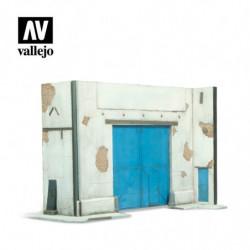 VALLEJO Factory Facade