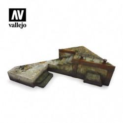 VALLEJO Dock Section