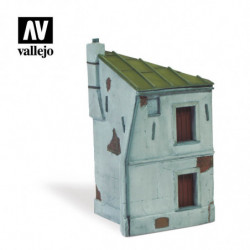 VALLEJO French House Corner