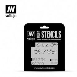 VALLEJO STENCIL Digital...