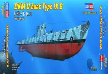 HOBBY BOSS DKM U-boat Type IXB