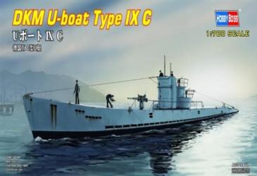 HOBBY BOSS DKM U-boat Type IXC