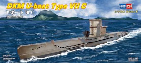 HOBBY BOSS DKM U-boat Type...