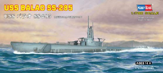 HOBBY BOSS USS Balao SS-285