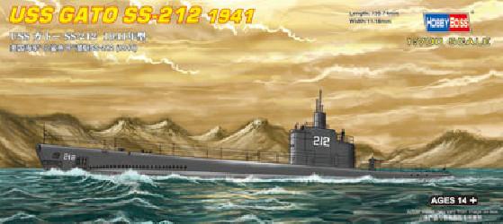 HOBBY BOSS USS Gato SS-212...