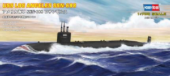 HOBBY BOSS USS Navy Los...