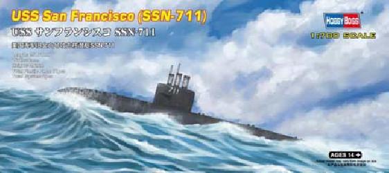 HOBBY BOSS USS San...