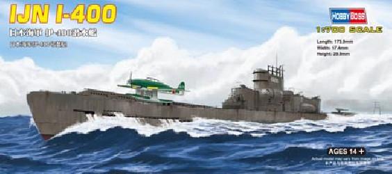 HOBBY BOSS JMSDF I-400...