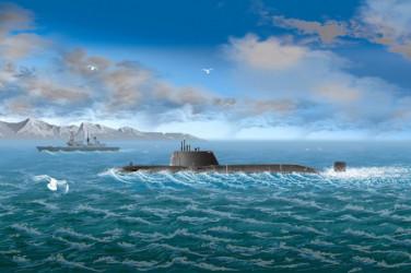 HOBBY BOSS HMS Astute