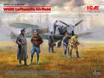 ICM WWII Luftwaffe Airfield