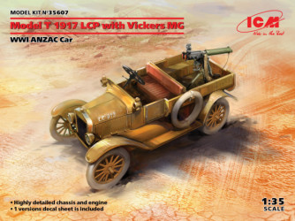 ICM Model T 1917 LCP with...