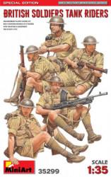 MINIART British Soldiers...
