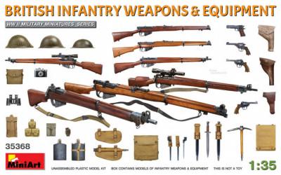 MINIART British Infantry...
