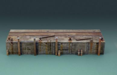 ITALERI Long Dock