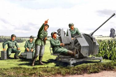 HOBBY BOSS 20mm Flak38...