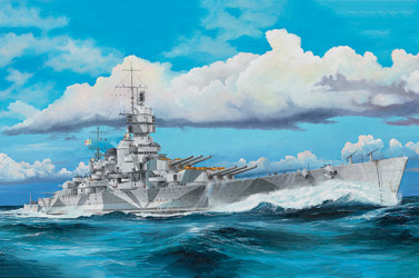 TRUMPETER Italian Navy...