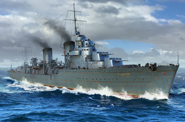 TRUMPETER Russian Destroyer...