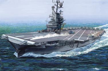 TRUMPETER USS Intrepid CV-11