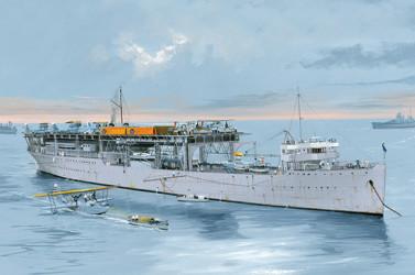 TRUMPETER USS Langley AV-3