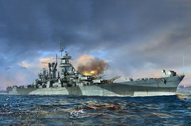 TRUMPETER USS Alaska CB-1