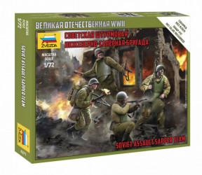 ZVEZDA Soviet Assault...