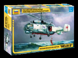 ZVEZDA KA-27 Helix-D Rescue...