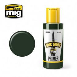 AMIG ONE SHOT PRIMER Green...