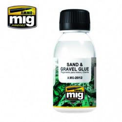 AMIG Sand & Gravel Glue 100ml