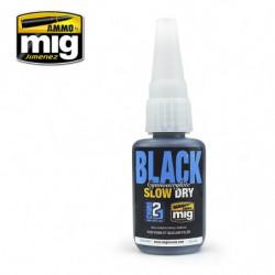 AMIG Black Slow Dry...