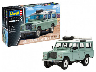 REVELL Land Rover Series III