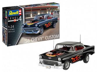 REVELL 56 Chevy Customs