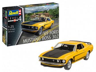 REVELL 1969 Boss 302 Mustang