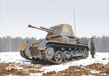 ITALERI Panzerjäger I