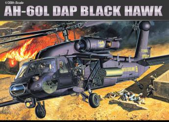ACADEMY MINICRAFT AH-60L...