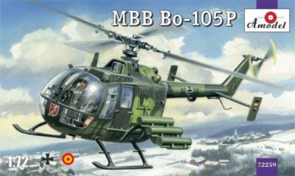 AMODEL MBB Bo-105P