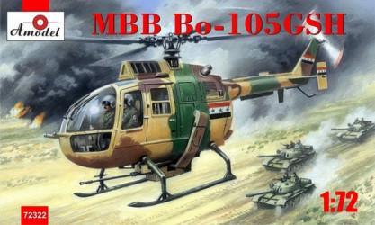 AMODEL MBB Bo-105GSH