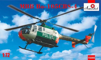 AMODEL MBB Bo-105CBS-4...